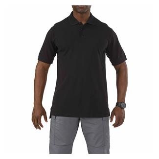 5.11 Professional Polos Black