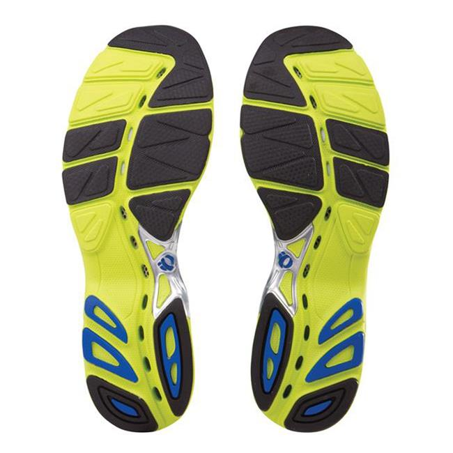 Pearl Izumi IsoTransition White / Lime