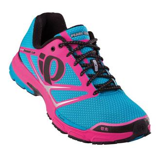 Pearl Izumi Kissaki II Shadow Gray / Electric Pink