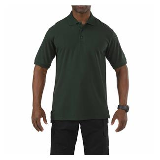 5.11 Professional Polos LE Green