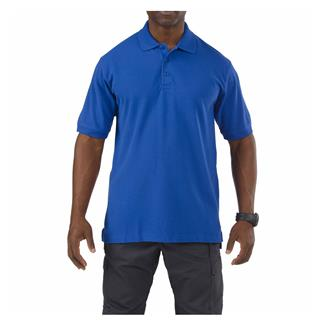 5.11 Professional Polos Academy Blue