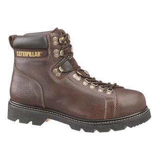 """Cat Footwear Alaska FX 6"""" ST Brown"""