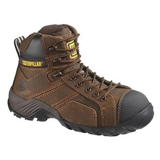 Cat Footwear Argon Hi CT Dark Brown
