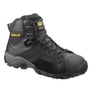 Cat Footwear Argon Hi CT WP Black