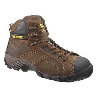 Cat Footwear Argon Hi CT WP Dark Brown
