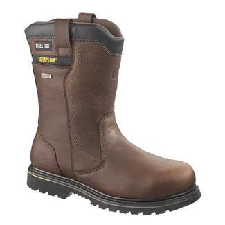 Cat Footwear Elkhart WP ST Oak
