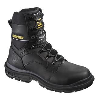 "Cat Footwear Generator 8"" 400G ST WP Black"