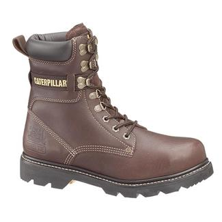 "Cat Footwear Indiana FX 8"" ST Brown"