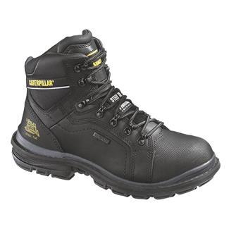 Cat Footwear Manifold Tough ST WP Black