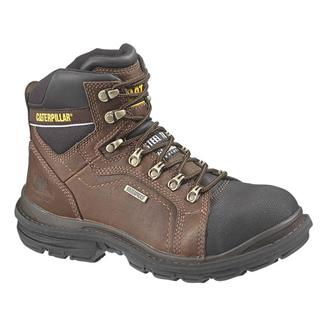 Cat Footwear Manifold Tough ST WP Oak