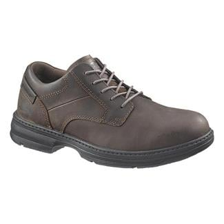 Cat Footwear Oversee ST Dark Brown