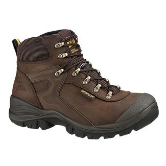 Cat Footwear Pneumatic ST Dark Brown