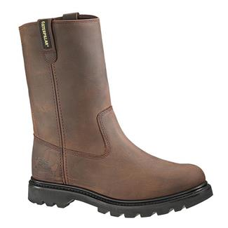 Cat Footwear Revolver ST Dark Brown