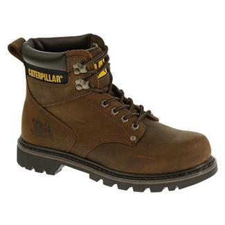 Cat Footwear Second Shift Dark Brown