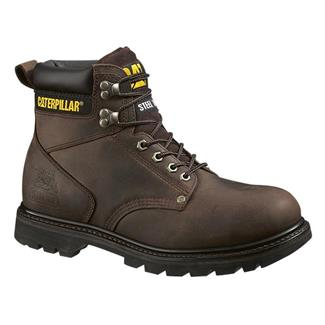 Cat Footwear Second Shift ST Dark Brown
