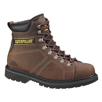 Cat Footwear Silverton ST Dark Brown