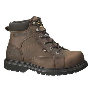 Cat Footwear Whiston ST Dark Brown