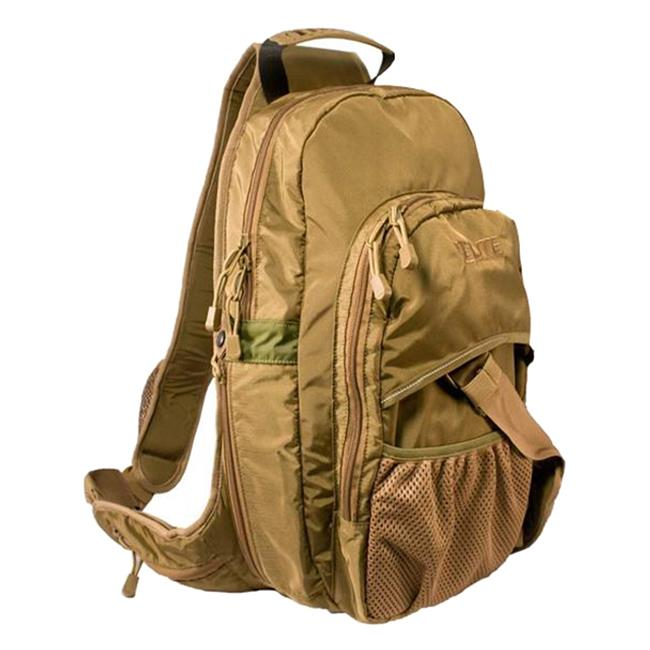 Elite Survival Systems Smokescreen Concealment Backpack Tan / Olive Drab