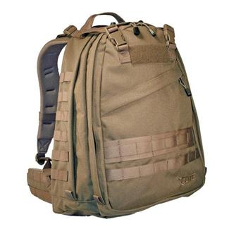 Elite Survival Systems Vanguard Pro 3 Day Backpack Coyote Tan