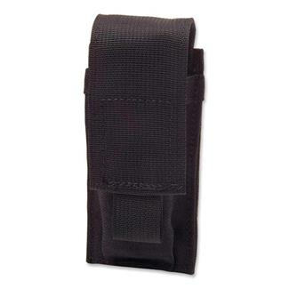 Elite Survival Systems Velcro Attach Knife / Mag Pouch Black