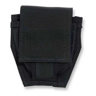 Elite Survival Systems Velcro Attach Handcuff Case Black