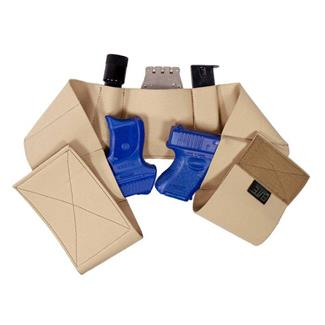 Elite Survival Systems Core Defender Belly-Band Holster Coyote Tan