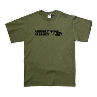 Elite Survival Systems Assault Systems T-Shirt Olive Drab