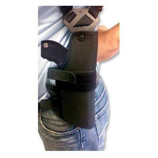 Elite Survival Systems M/ASH Vertical Shoulder Holster Black