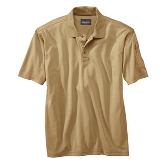 Woolrich Elite Performance Polo Coyote
