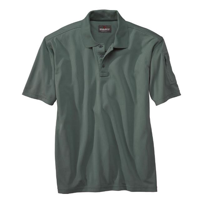 Woolrich Elite Performance Polo OD Green