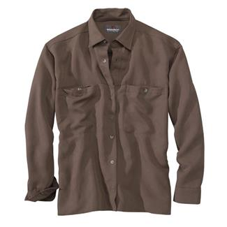 Woolrich Poly / Modal Elite CCW Long Sleeve Shirts Wood