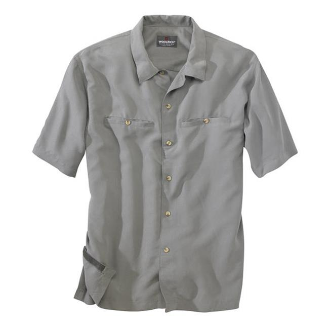 Woolrich Poly / Modal Elite CCW Shirts Light Olive