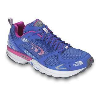 The North Face Double-Track Vibrant Blue / Razzle Pink