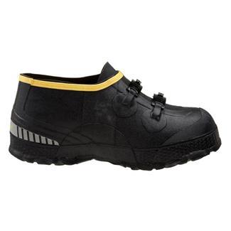 """LaCrosse 5"""" ZXT Buckle Deep Heel Overshoe Black"""