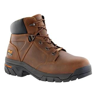 "Timberland PRO 6"" Helix TiTAN AT WP Brown"
