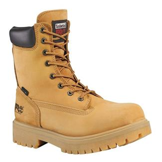"Timberland PRO 8"" Direct Attach WP Wheat Nubuck"