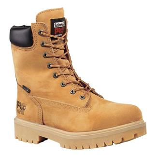 "Timberland PRO 8"" Direct Attach ST WP Wheat Nubuck"