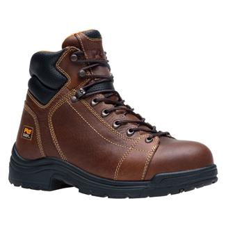 "Timberland PRO 6"" TiTAN Lace-to-Toe AT Haystack"