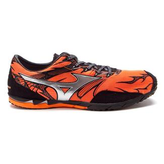 Mizuno Wave Universe 4 Vibrant Orange / Anthracite