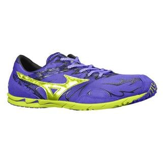 Mizuno Wave Universe 4 Royal Purple / Lime Punch
