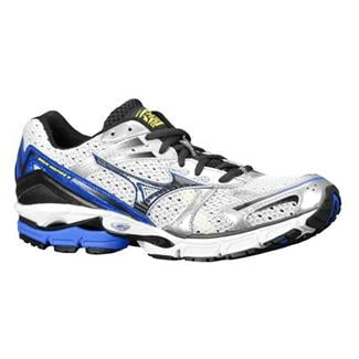 Mizuno Wave Inspire 8 White / Strong Blue / Anthracite