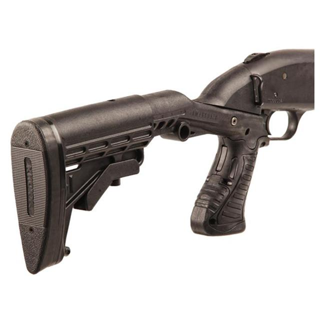 Blackhawk Knoxx SpecOps NRS Gen II Adjustable Shotgun Stock and Forend Black