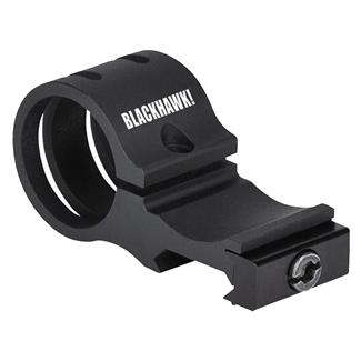 Blackhawk Offset Flashlight Rail Mount Black