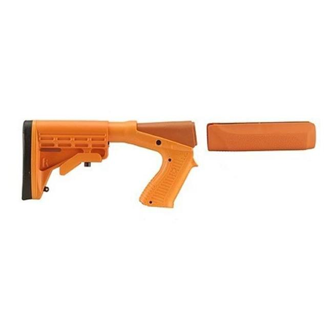 Blackhawk Knoxx SpecOps NRS Gen II Less-Lethal Orange Stock and Forend Less-Lethal-Orange