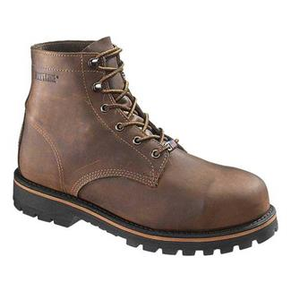 "Wolverine 6"" Plainsman ST Brown"