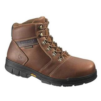 "Wolverine 6"" Barkley ST WP 400G Brown"