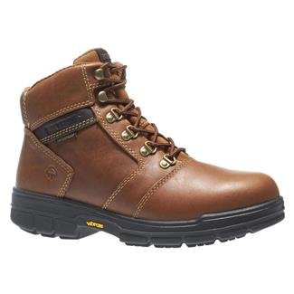 "Wolverine 6"" Barkley WP 400G Brown"