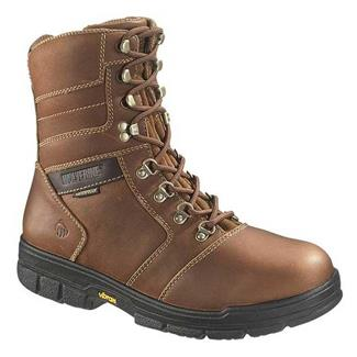 "Wolverine 8"" Barkley WP 400G Brown"