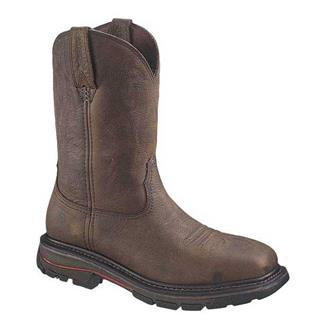 "Wolverine 10"" Javelina Wellington ST Dark Brown"