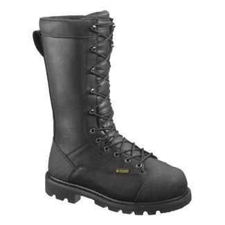 "Wolverine 14"" Mountaineer Miner 400G CT WP Black"